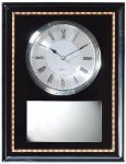 Wall/Desk Plaque Clock Award Achievement Awards