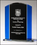 Premium Series Glass Award Achievement Awards