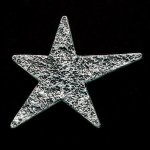Star Pewter Accent Achievement Awards