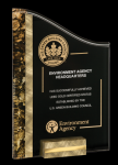 Gold/Black SunRay Award Achievement Awards
