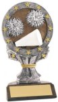 Cheerleading - All-star Resin Trophy All Star Resin Trophy Awards