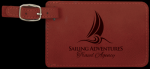 Rose' Leatherette Luggage Tag Boss Gift Awards