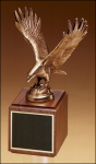 Fully Modeled Antique Bronze Eagle Casting Employee Awards