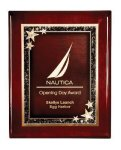 Rosewood Piano Finish Plaque Award Employee Awards