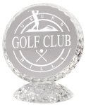 Golf Crystal Award Golf Awards