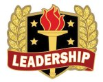 Leadership Pin Lapel Pins