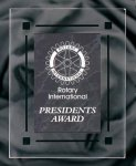 Black Marble Acrylic Award Recognition Plaque Marble Awards