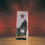 Star On Wedge Patriotic Awards