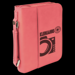 Pink Leatherette Bible/Book Cover Religious Awards