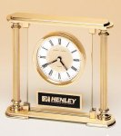 Traditionally Styled Desk Clock Sales Awards