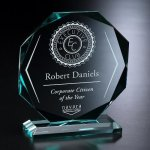 Winfield Octagon Sales Awards