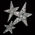 Star Cluster Pewter Accent Sales Awards