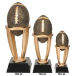 Football Tower Resin Tower Resin Trophy Awards